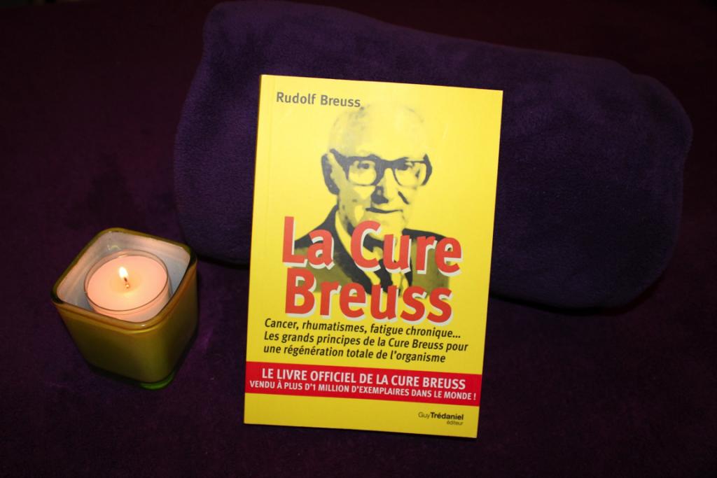 Rudolph Breuss, massage et cure détoxifiante