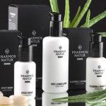 Gel nettoyant, serum et lotion revitalisante